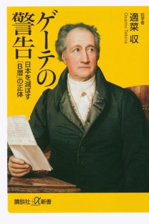ゲーテの警告 日本を滅ぼす「B層」の正体 (講談社プラスアルファ新書)