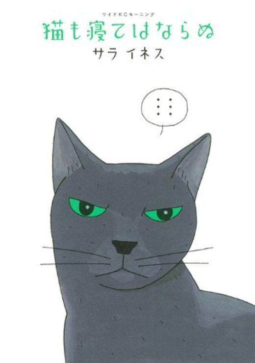 猫も寝てはならぬ (ワイドKCモーニング)