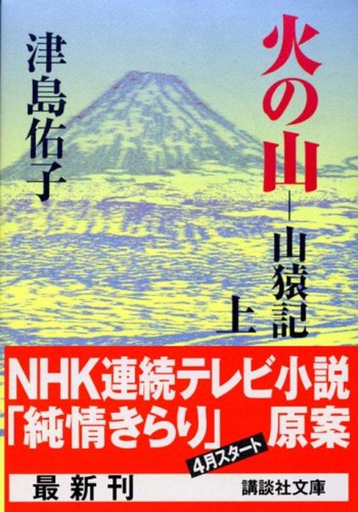 火の山ー山猿記(上) (講談社文庫)