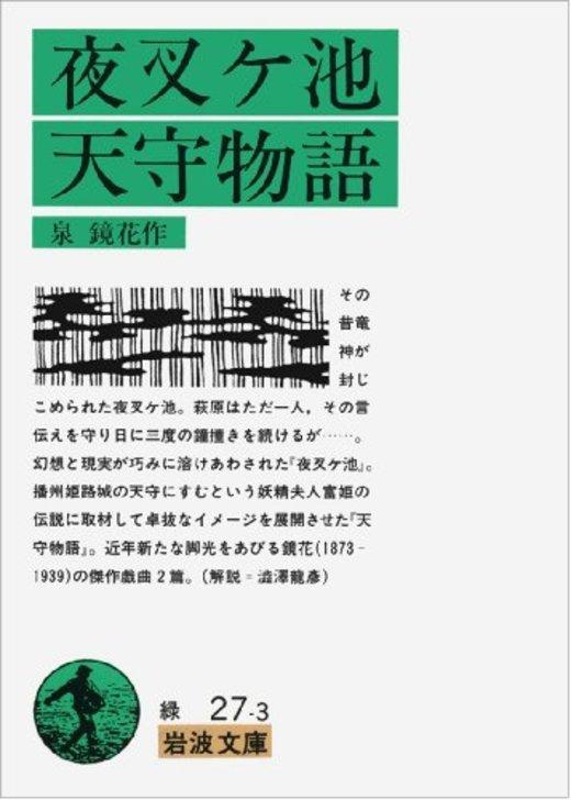 夜叉ヶ池・天守物語 (岩波文庫)