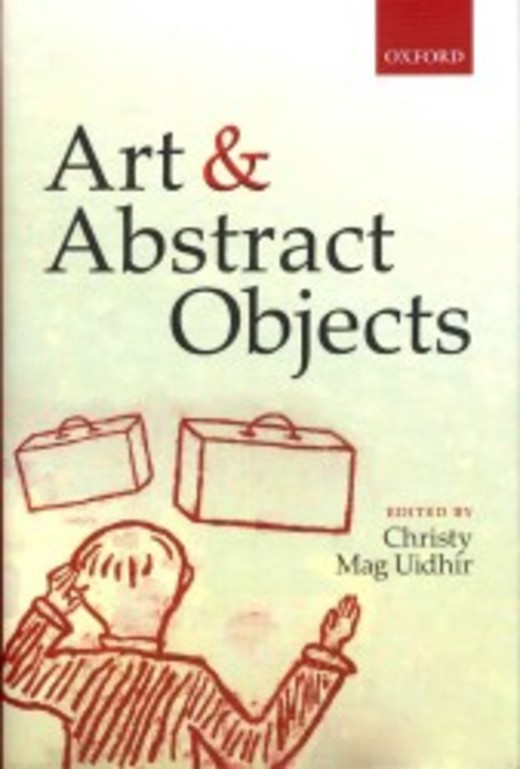 Art and Abstract Object