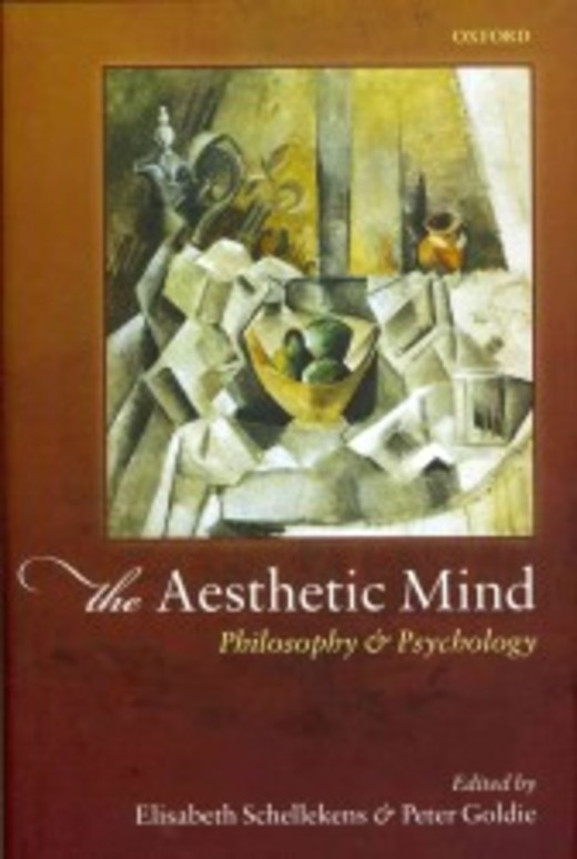 The Aesthetic Mind- Philosophy and Psychology