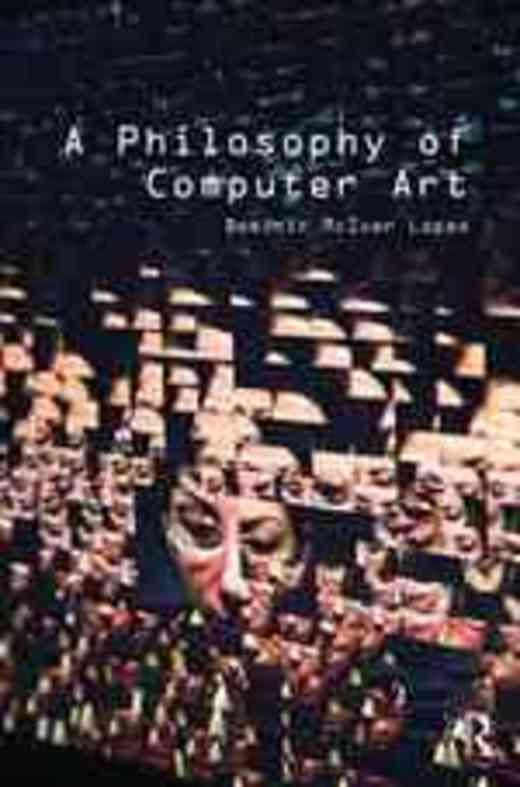 A Philosophy of Computer Art