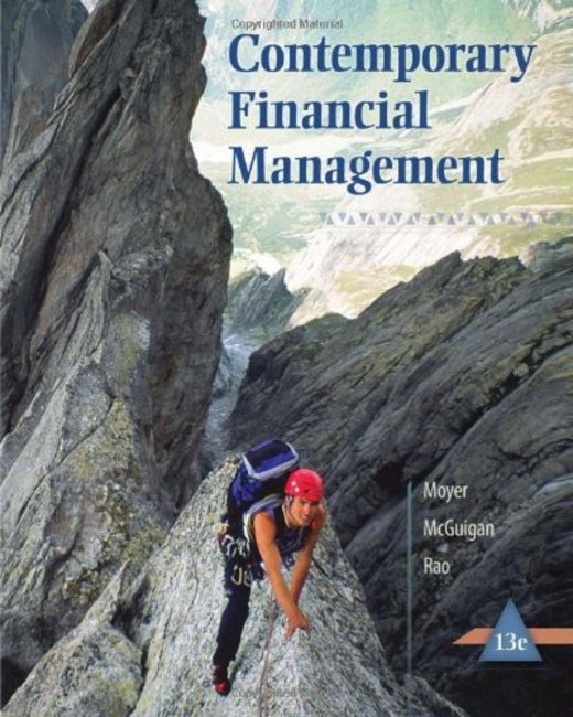 Contemporary Financial Management + Thomson One - Business School Edition 6-Month Free Printed Access Card