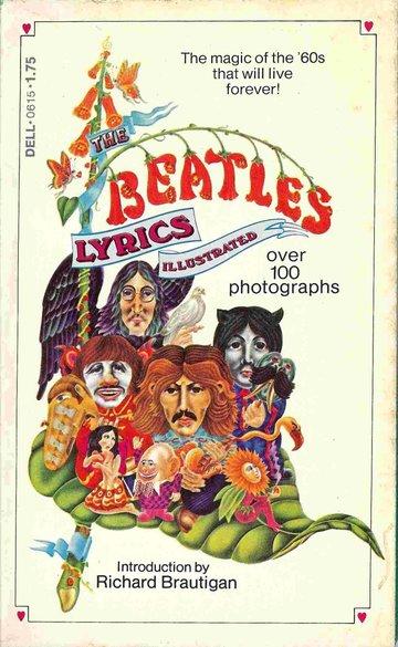The Beatles Lyrics Illustrated