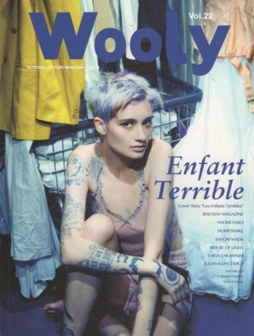 Wooly Vol.22
