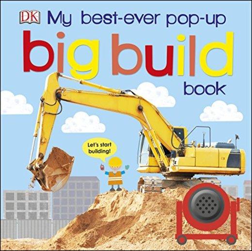 My Best Ever Pop-Up Big Build Book (Dk)