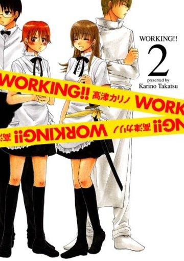 WORKING!! 2 (ヤングガンガンコミックス)