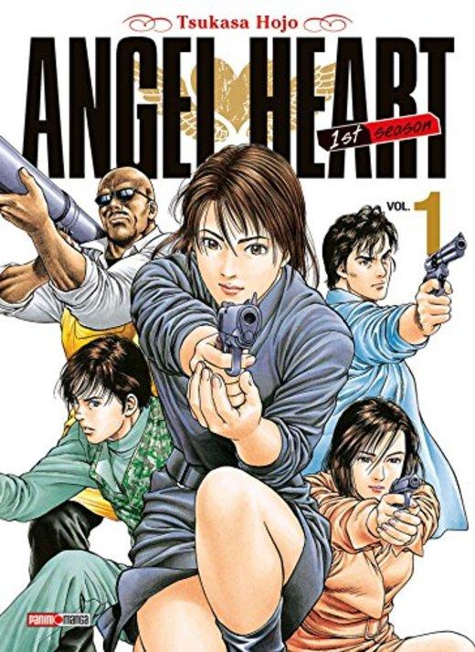 Angel Heart Saison 1 T01 Ned
