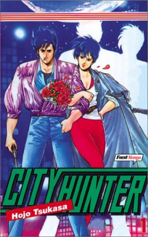 City Hunter 01.