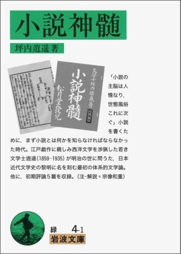 小説神髄 (岩波文庫)