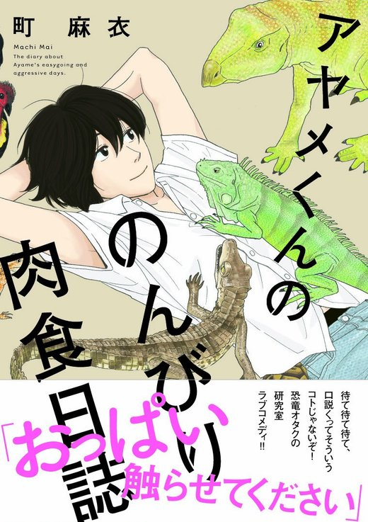 アヤメくんののんびり肉食日誌1 (Feelコミックス)