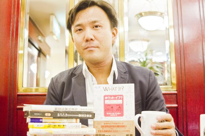 コーヒーを飲むときは、自分の時間を大切にするとき。そんなときに、読みたい本とは。