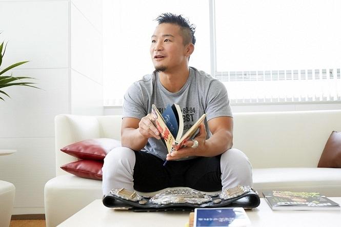 プロレス人生の指標(KUSHIDA インタビュー)