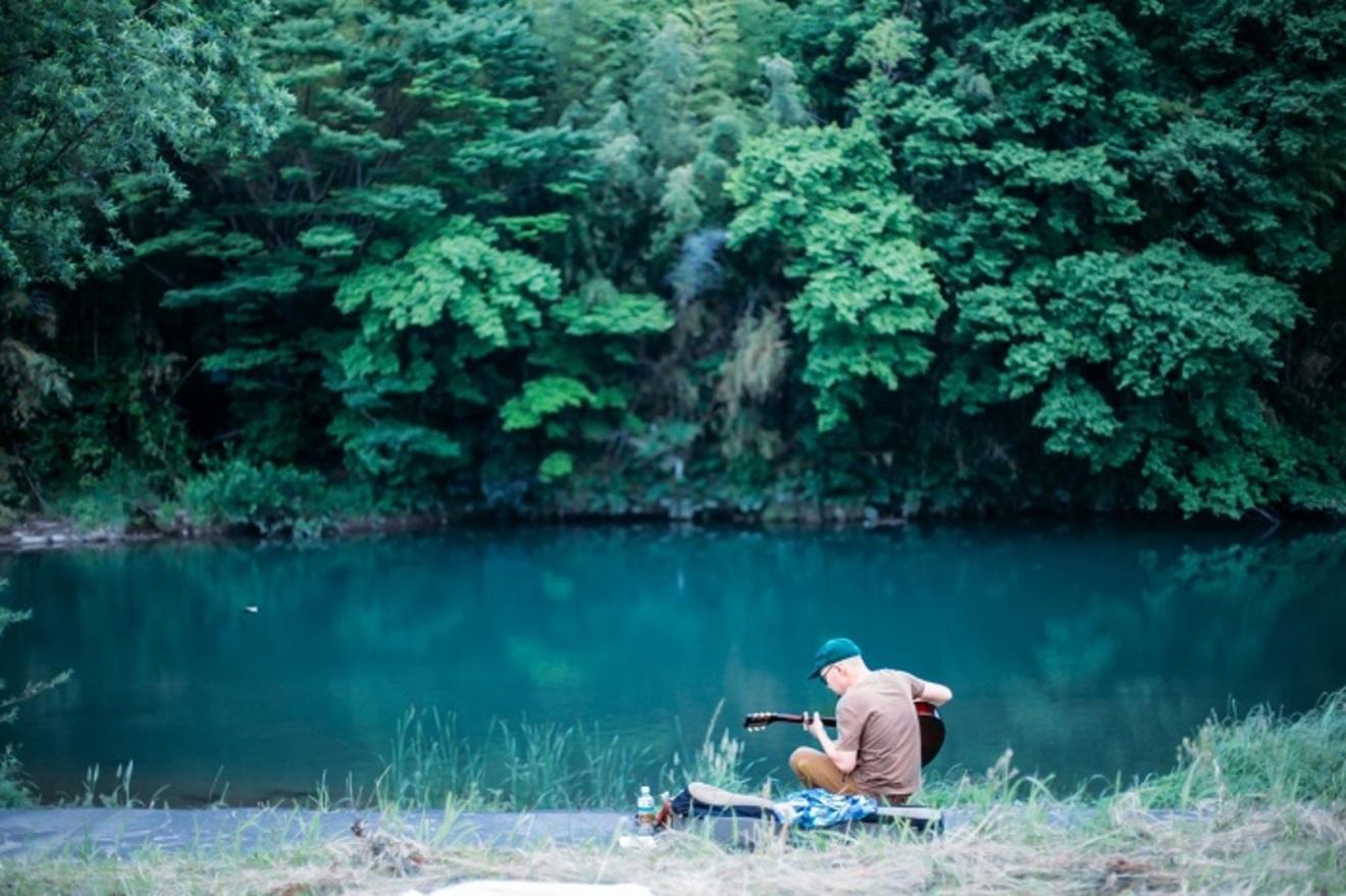 下岡晃(Analogfish / m社)が選ぶ「旅に出たくなる本」