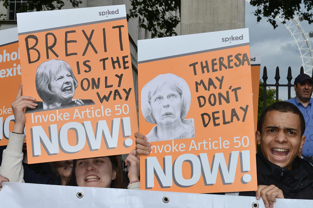 80年代万歳!Brexit(ブレグジット)を扇動した「トップガン世代」