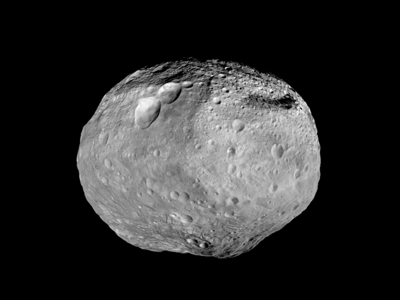 準惑星ケレスには豊富な氷があり、かつて生命が存在した可能性がある
