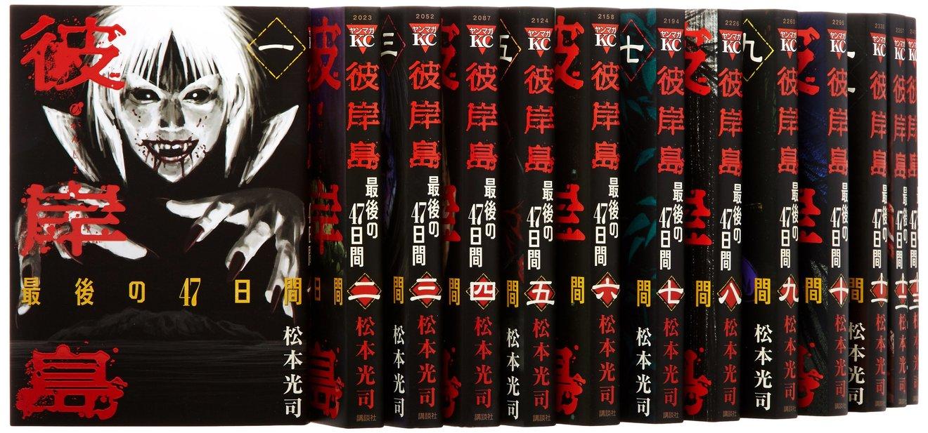 漫画『彼岸島』のホラーでギャグな魅力まとめ!【〜最新14巻ネタバレ注意】
