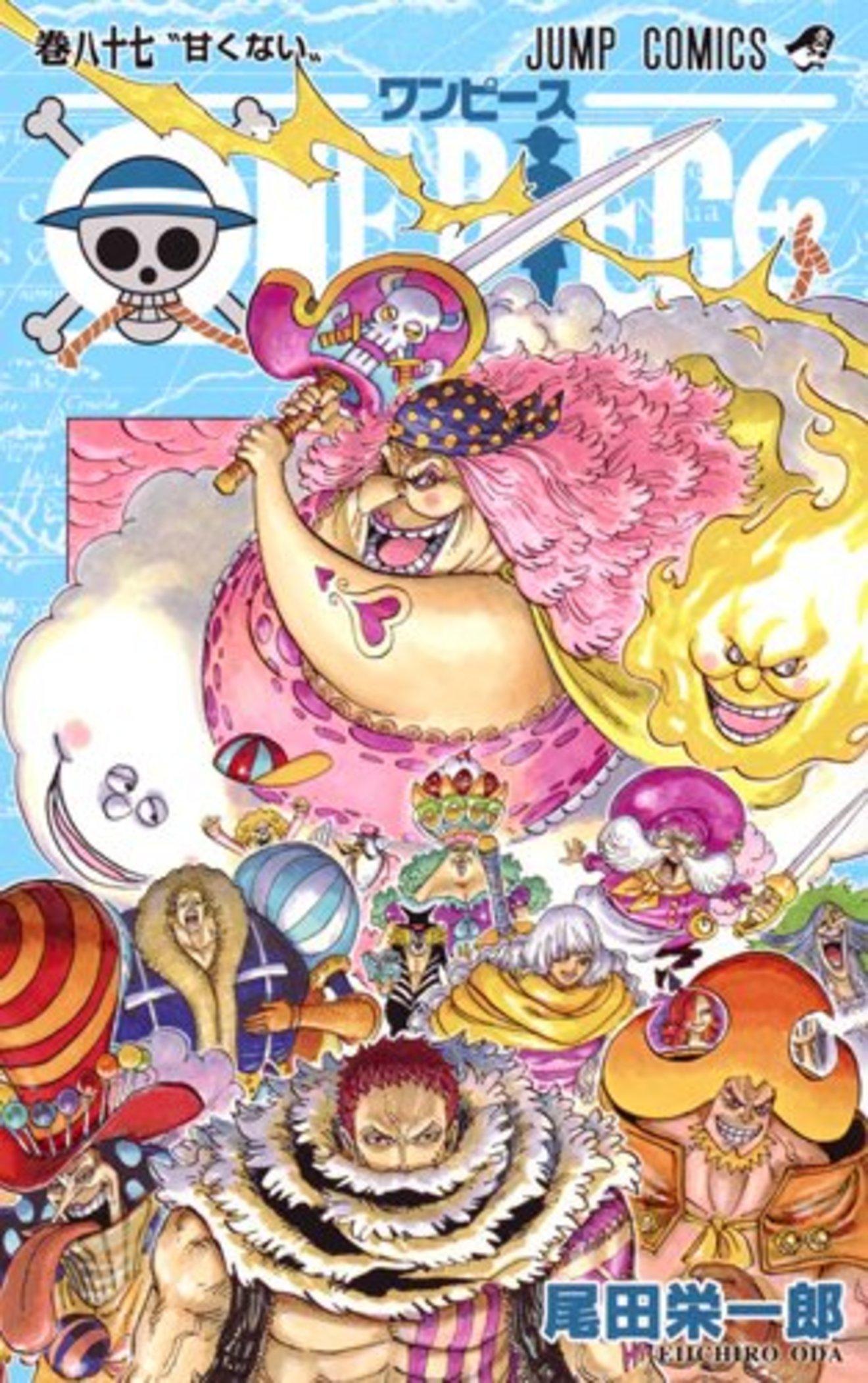 漫画「ワンピース」女性キャラクター強さランキングベスト20!