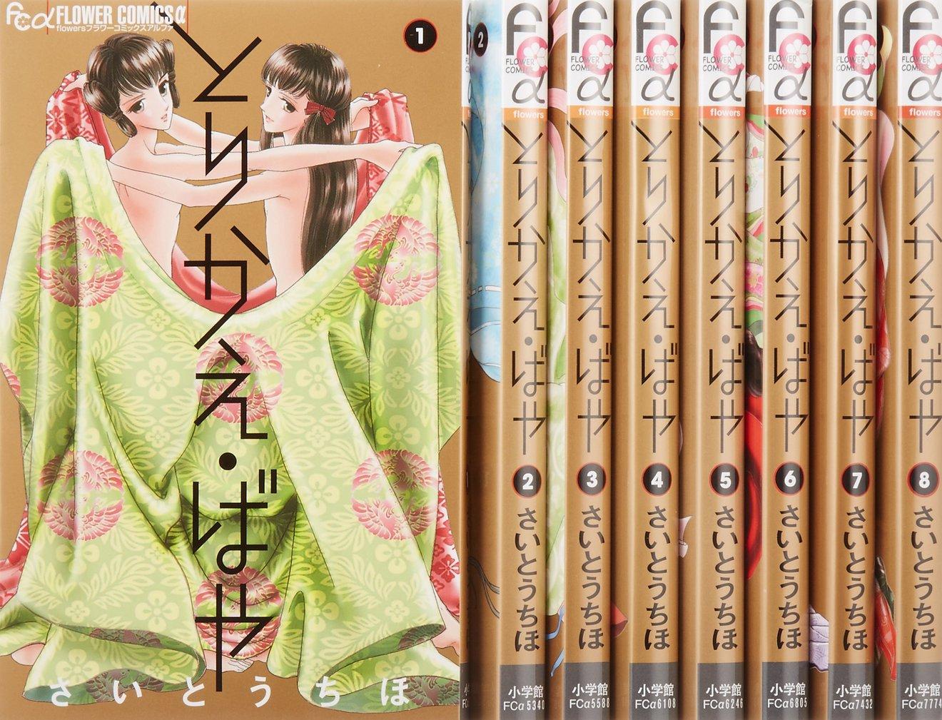 『とりかえ・ばや』の性別入れ替え物語がドキドキ!魅力を13巻までネタバレ