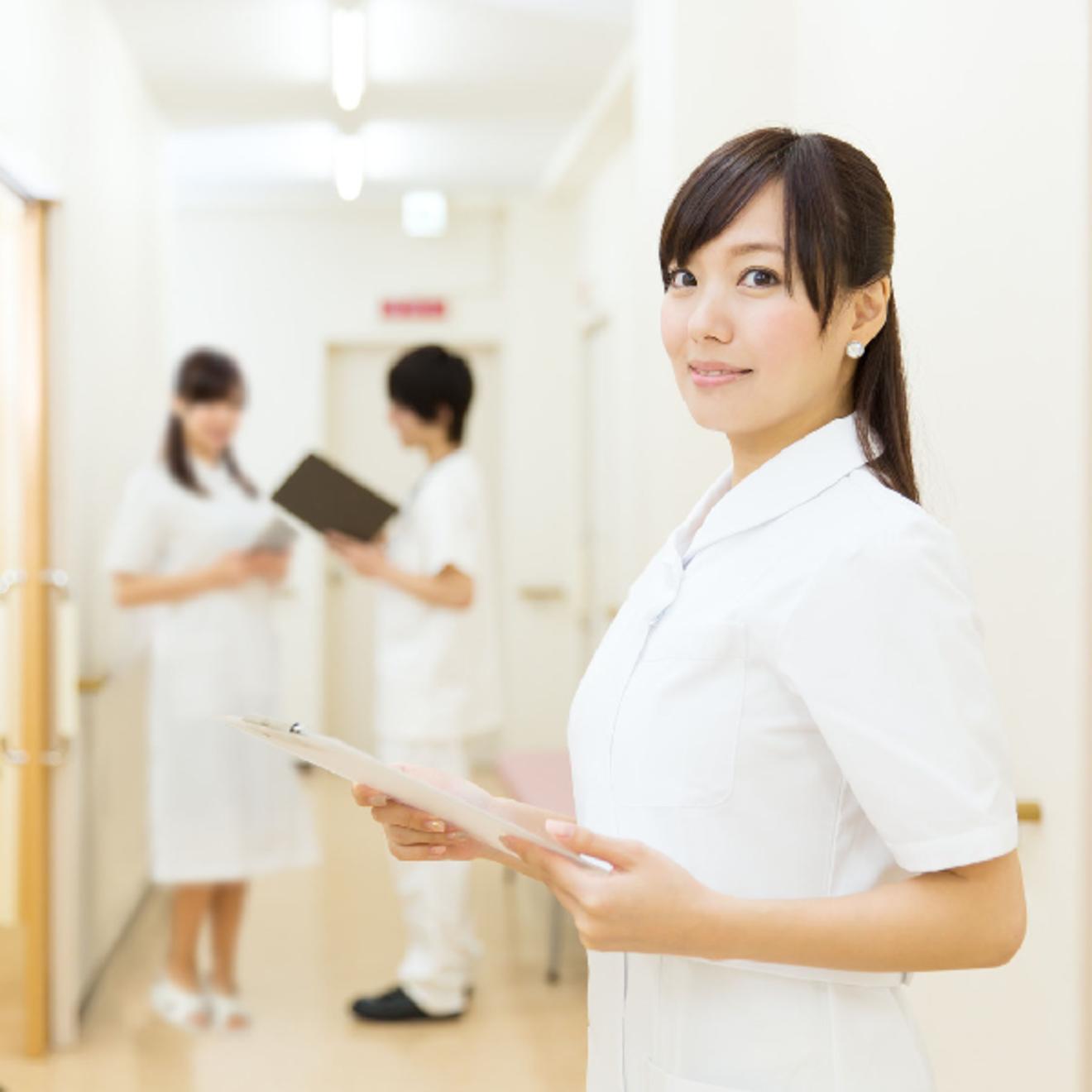 看護師になるには?5分で分かる、仕事内容や給料、資格など