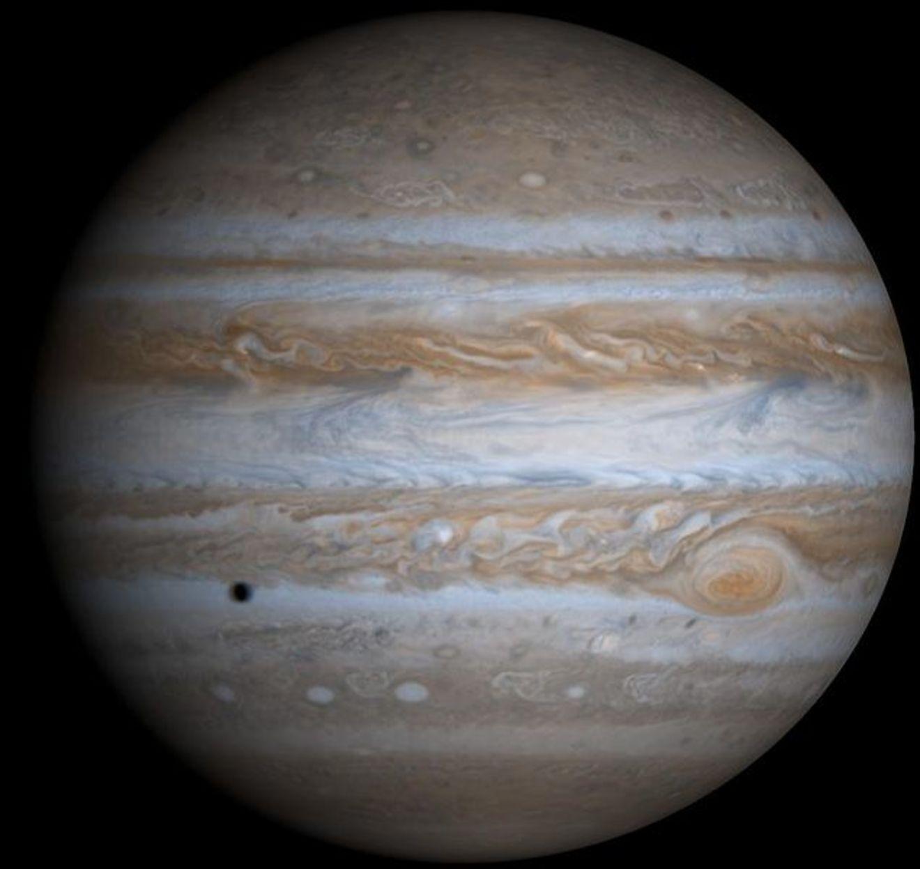 5分でわかる木星の特徴!温度、重力、表面や内部の謎などをわかりやすく解説