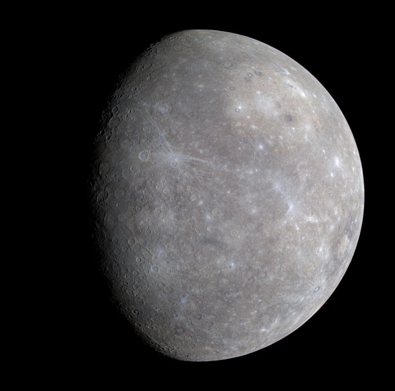 5分でわかる水星!温度や大きさなどの特徴、生命体がいる可能性を解説!