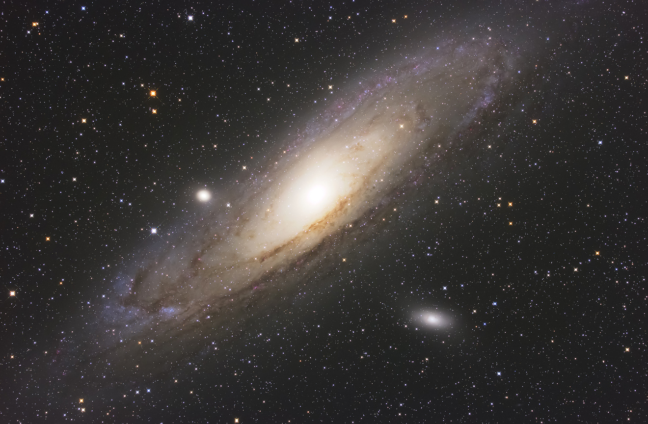 5分でわかる銀河系!構造や大きさ、中心や外には何があるのかなどを解説!