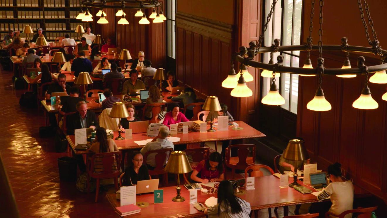 アクティブな図書館のあり方に驚き!ニューヨーク公共図書館の映画が公開中