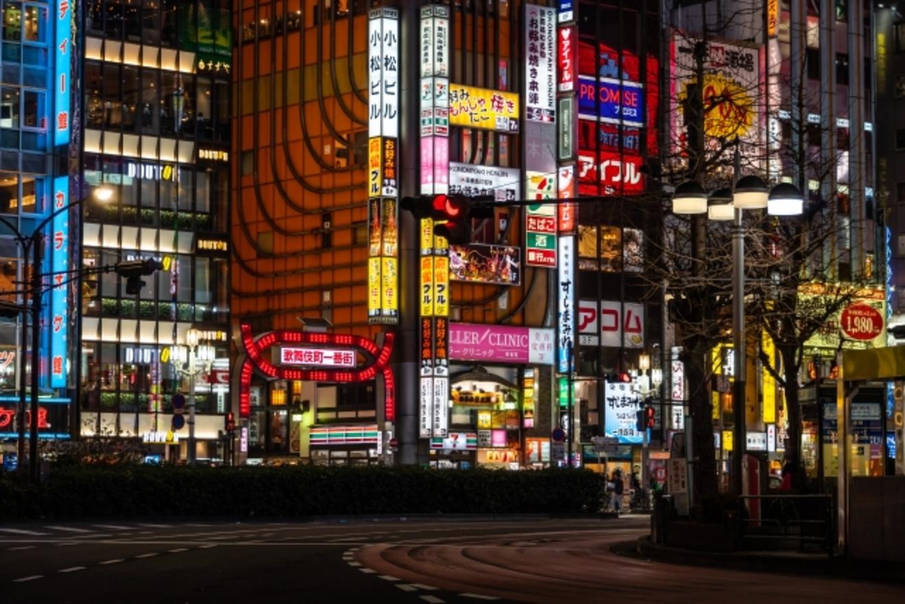 【連載】歌舞伎町と「好きで好きで仕方なかった」と小説『私の男』