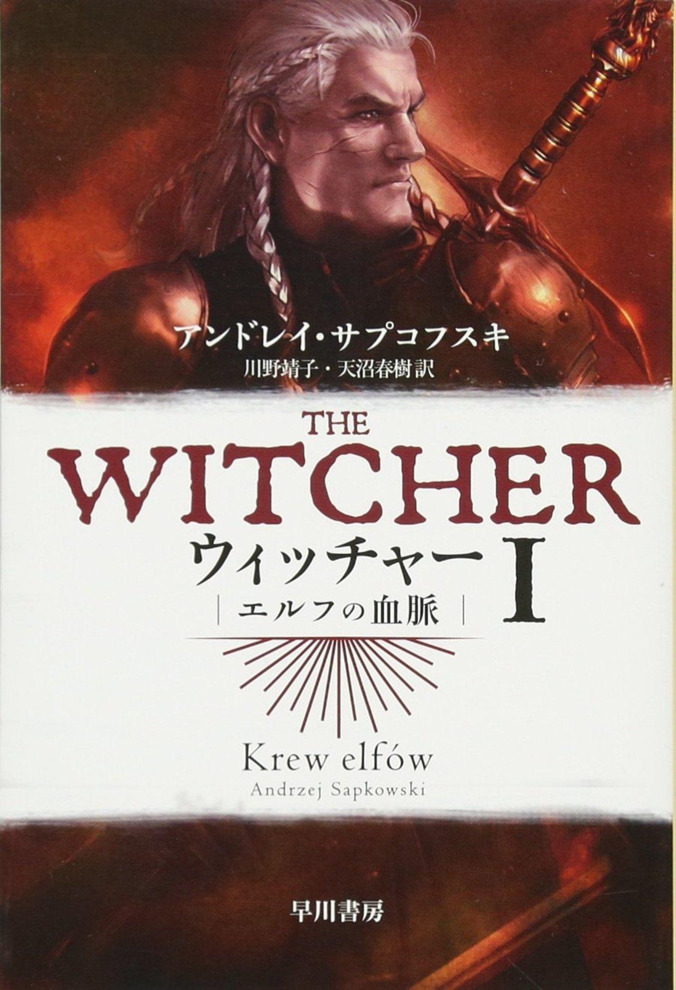 ゲームの原作小説『ウィッチャー』シリーズを全巻ネタバレ解説!ドラマ化!