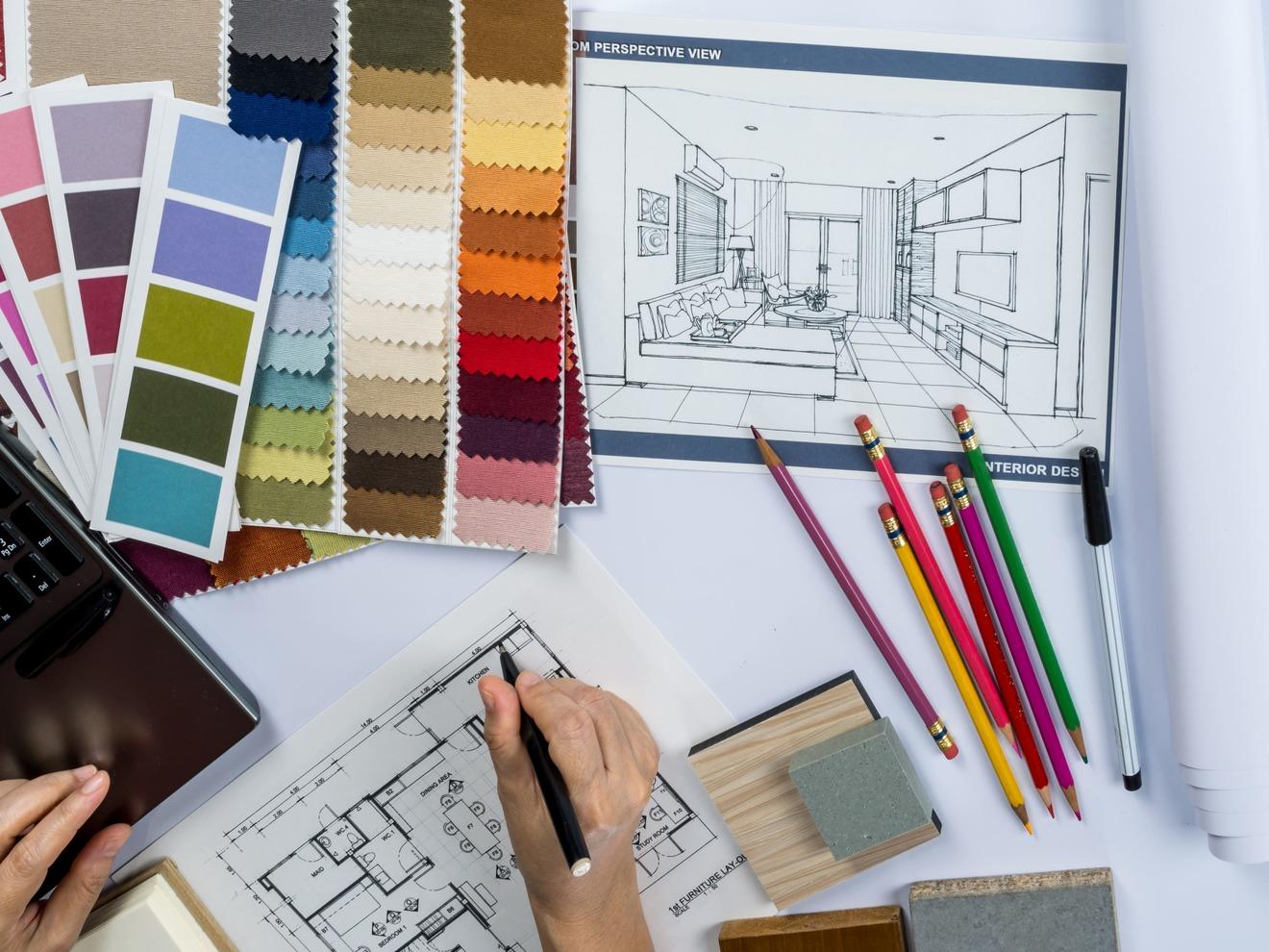 5分でわかるインテリアデザイナー!仕事内容や年収、必要な資格を解説