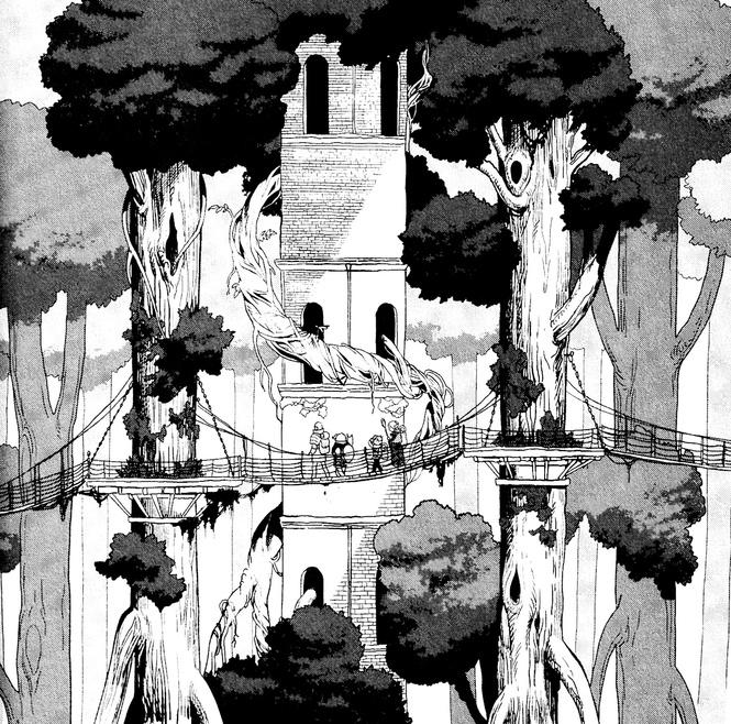 『ダンジョン飯』ネタバレ考察4:世界観