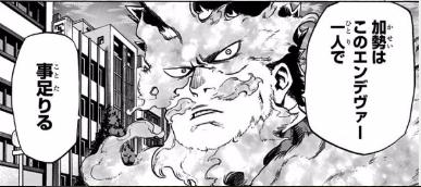 轟焦凍の父にしてNo.2ヒーロー【エンデヴァー】