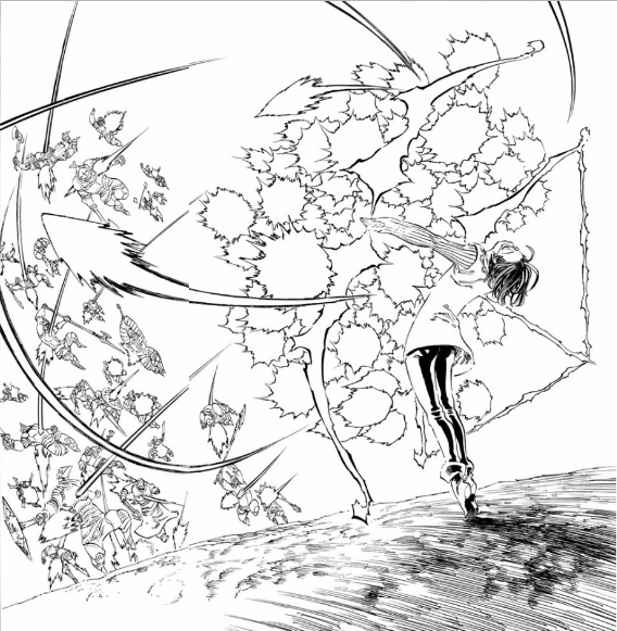 「七つの大罪」色欲の罪(ゴート・シン)と無欲のゴウセル