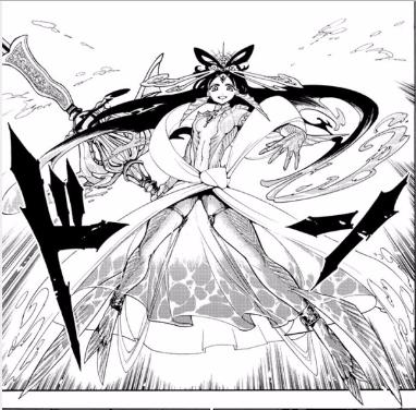 煌帝国第八皇女:魔装すると人格も変わる!? 練 紅玉