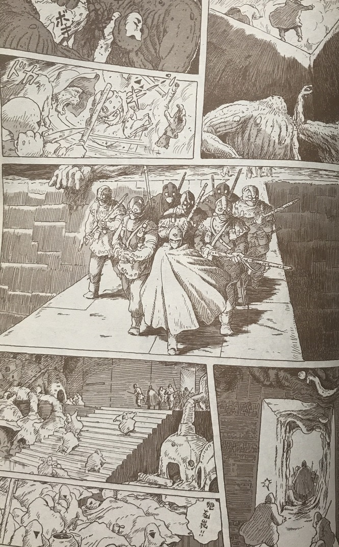 原作漫画『風の谷のナウシカ』の世界観がすごい!【ネタバレ注意】