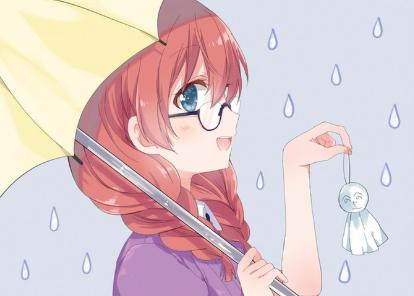 キャラ4:ぶっとびお姉さん【天野美雨】