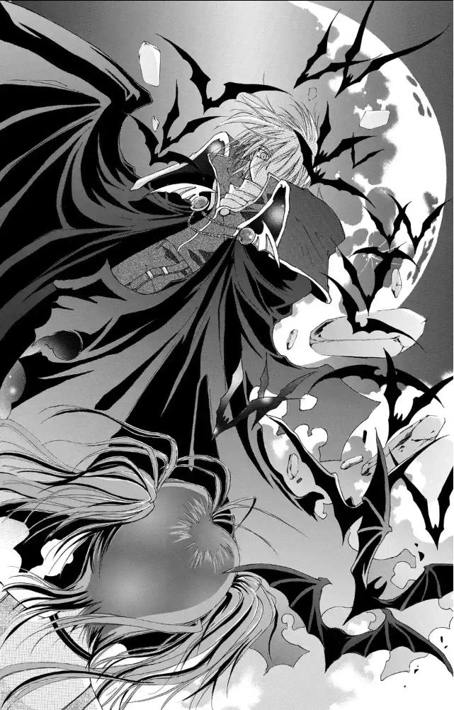 『ヴァンパイア十字界』名言1:「私を殺したければ私以上の地獄を見つけるがいい」【ローズレッド・ストラウス】