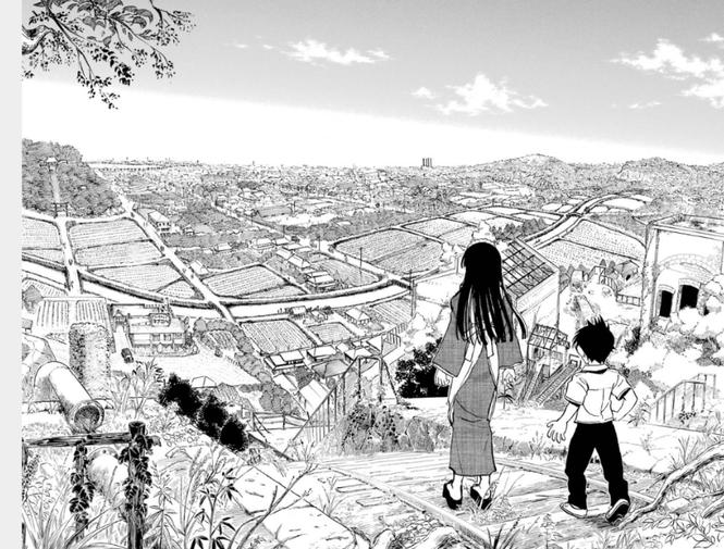 漫画『夏のあらし!』あらすじ