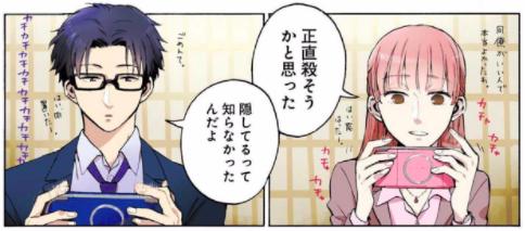 漫画『ヲタクに恋は難しい』【あらすじ】