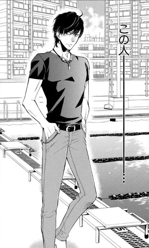 『男水!』イケメンキャラ6:超実力派鬼コーチ!【川崎亮也】