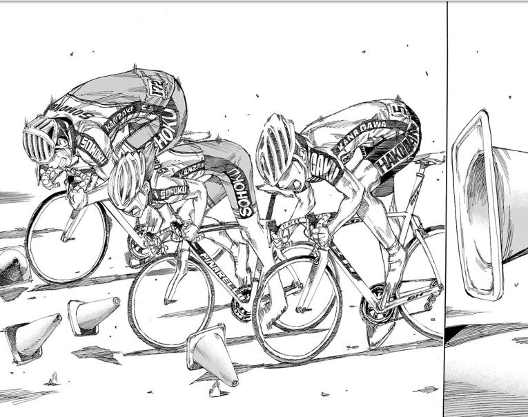 スピードこそ命!『弱虫ペダル』のスプリンター最速ランキング!