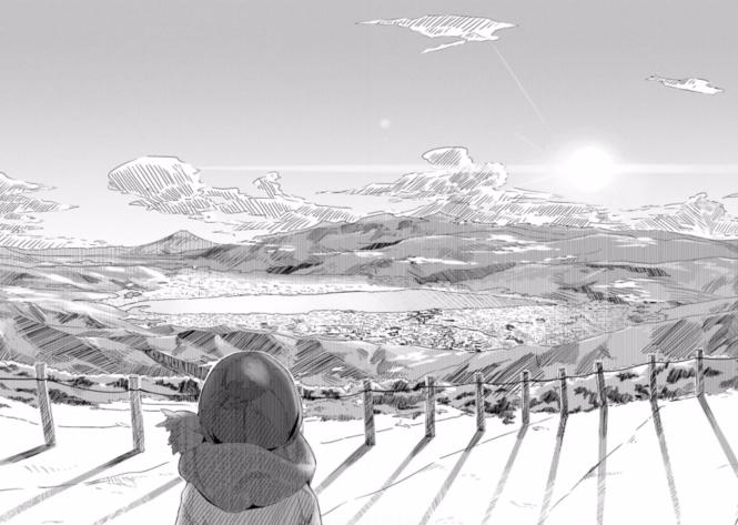漫画『ゆるキャン△』で時々ガチ、ほぼゆるなキャンプを楽しむ【あらすじ】