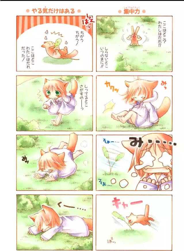漫画『ちょこっとヒメ』の簡単なあらすじ
