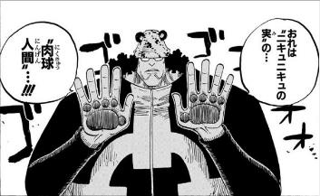 バーソロミュー・くま(元革命軍)