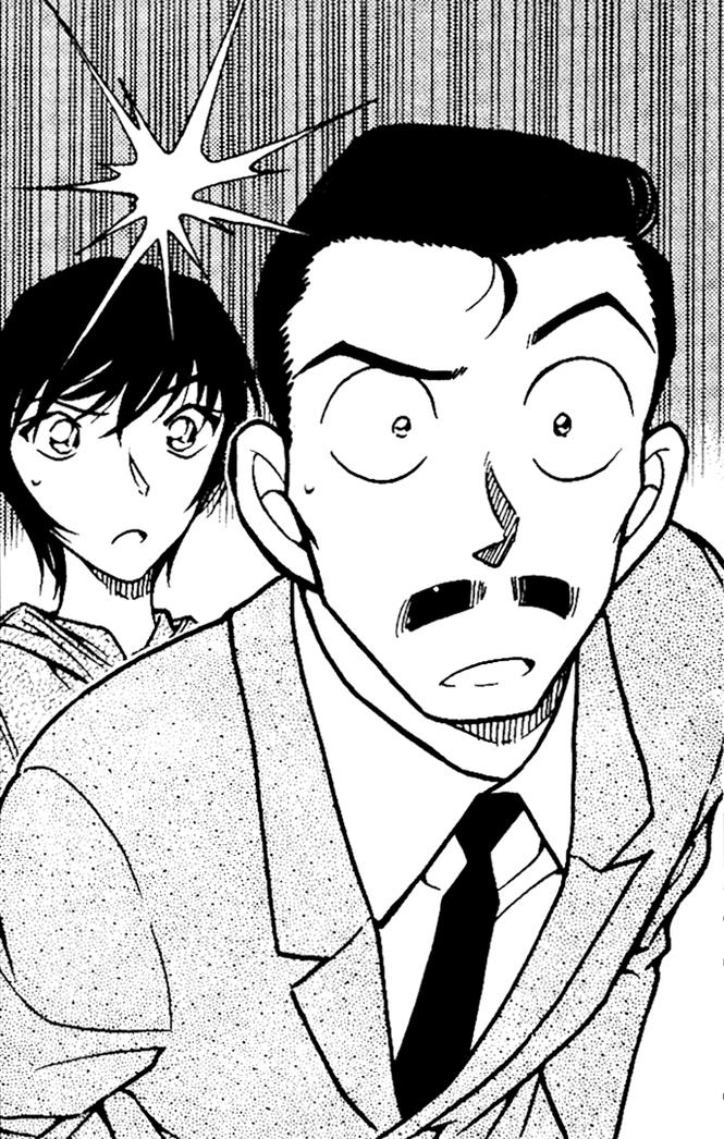 毛利小五郎の名言がかっこいいエピソード同率第3位:「水平線上の陰謀」