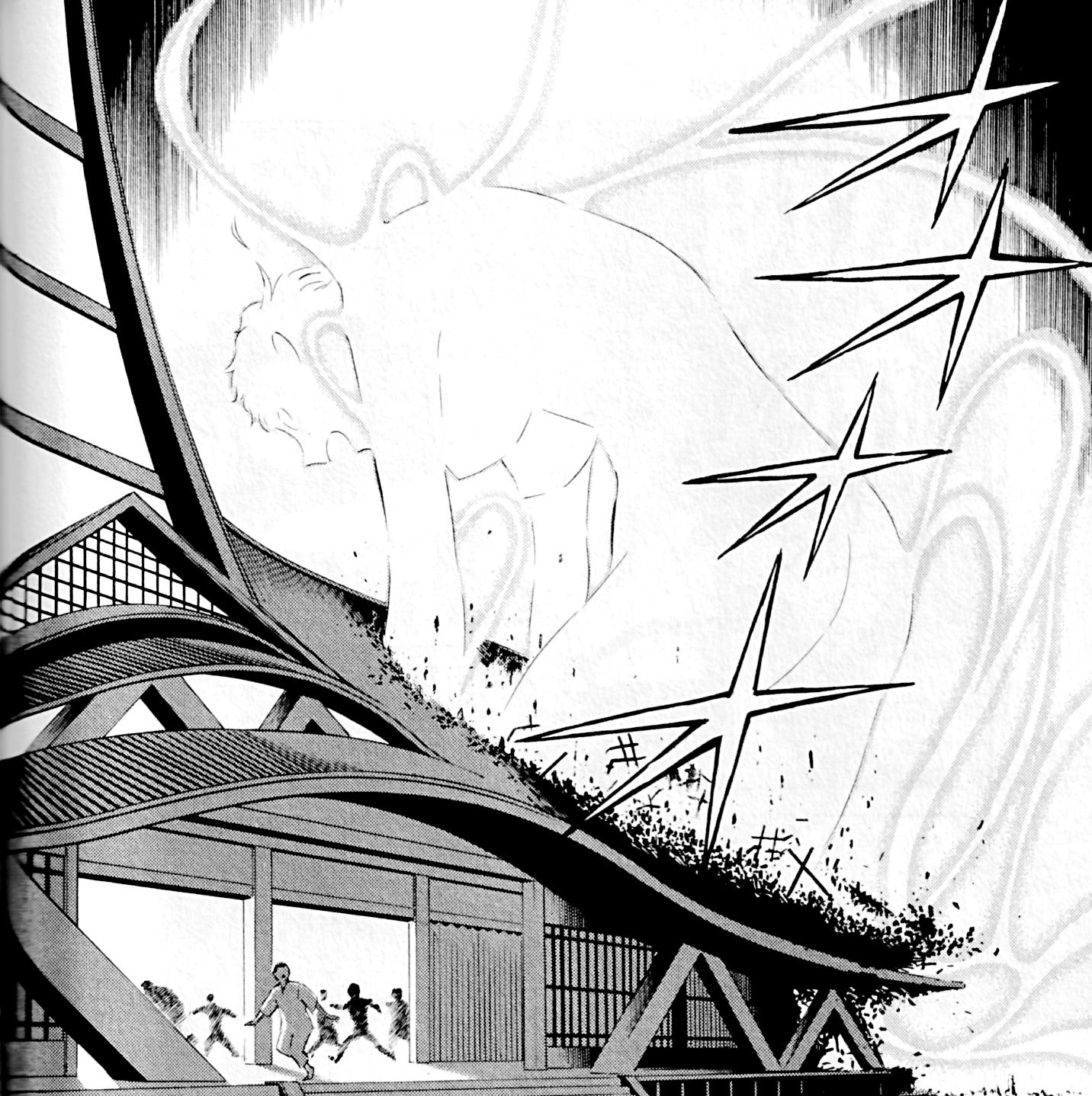 第5部 :『EVOLUTION』第4巻「神の箱庭 #1」~『EVOLUTION』第10巻「戦端 #18」