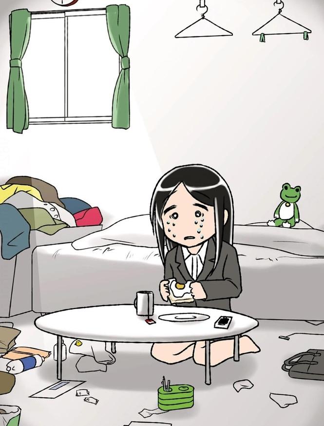 『ひとり暮らしのOLを描きました』あらすじ、作者・黒川依を紹介!