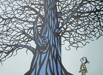 『モチモチの木』の見所1:魅力的な登場人物!おじいさんの名言が深い!